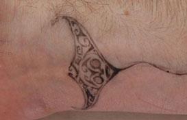 tatouage non définitif